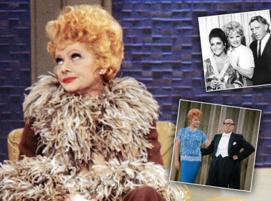 Lucille Ball's Vicious Celebrity Feuds thumbnail