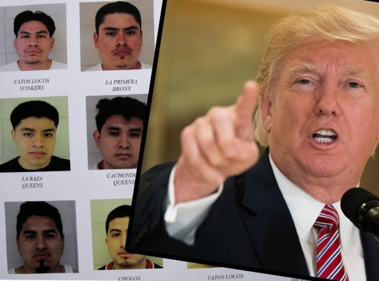 Hardcore Criminals Getting Deported Under Trump thumbnail