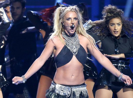 Britney Spears 'Terrified' Of Returning To Vegas thumbnail