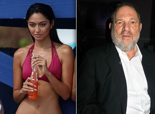 Harvey Weinstein — Disgraced Producer Caught On Tape thumbnail