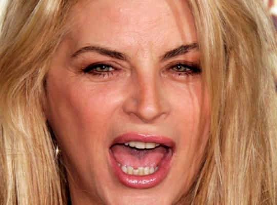 KIRSTIE ALLEY: COKE MAKES YOU SAY THE DUMBEST THINGS . . . thumbnail