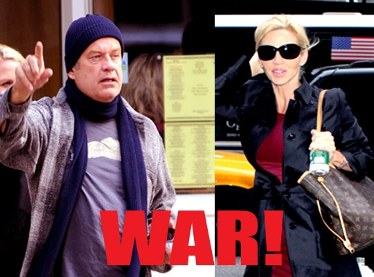 KELSEY & CAMILLE GRAMMER DOWN & DIRTY DIVORCE  WAR thumbnail