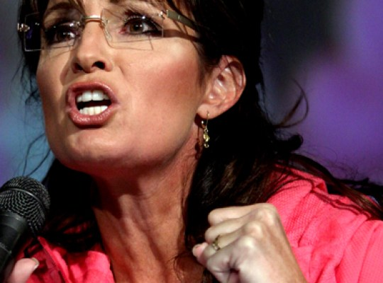 "SARAH PALIN: ""MICHELLE OBAMA STOLE MY DAUGHTER!"" thumbnail"