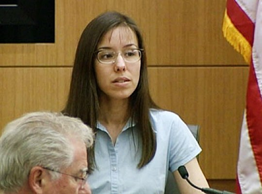 "JODI ARIAS: I ""FELT LIKE USED TOILET PAPER!"" thumbnail"
