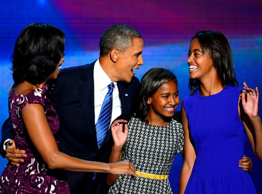 ENQUIRER WORLD EXCLUSIVE: OBAMA DAUGHTERS' SCHOOL's SEX & DRUGS SCANDAL thumbnail
