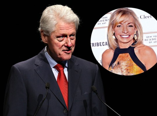 EXCLUSIVE! CLINTON FUND PAYS $2 MILLION TO ALLEGED MISTRESS' COMPANY thumbnail