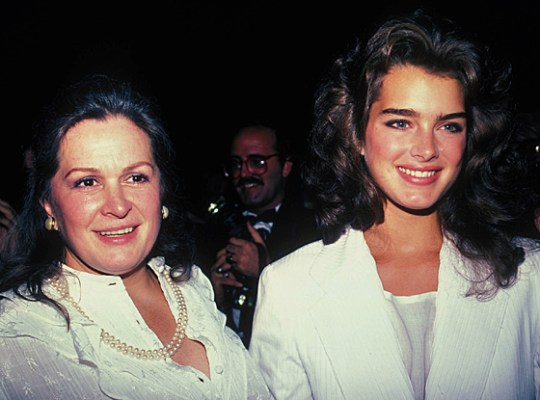 BROOKE SHIELDS MOTHER DEAD thumbnail
