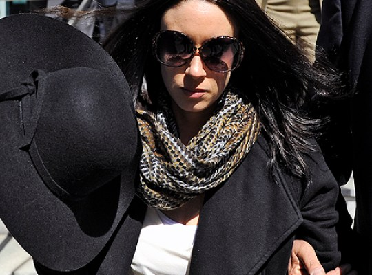 Judge Rules Casey Anthony Can Keep Lips Zipped thumbnail
