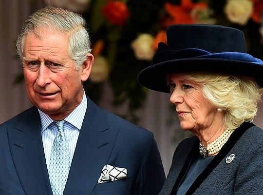 PRINCE CHARLES BROTHER-IN-LAW DEATH SHOCKER thumbnail
