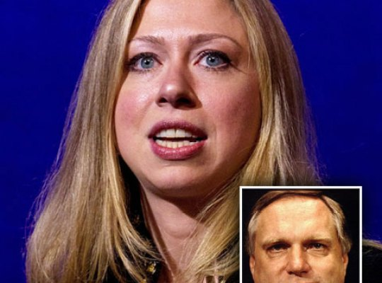 Chelsea Clinton Paternity Cover-Up thumbnail