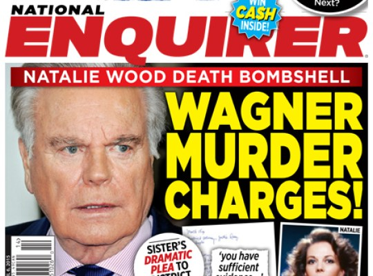 WORLD EXCLUSIVE COVER STORY: NATALIE WOOD BOMBSHELL NEW EVIDENCE REVEALED! thumbnail