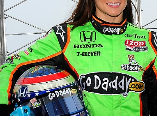 SPEED QUEEN DANICA PATRICK WHISPERS thumbnail