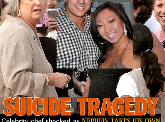 EXCLUSIVE: PAULA DEEN SUICIDE TRAGEDY thumbnail