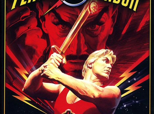 FLASH GORDON STAR SAM J. JONES INJURED IN SKI ACCIDENT thumbnail