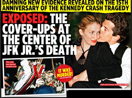 EXPOSED: JOHN KENNEDY JR. DEATH COVER-UPS! thumbnail