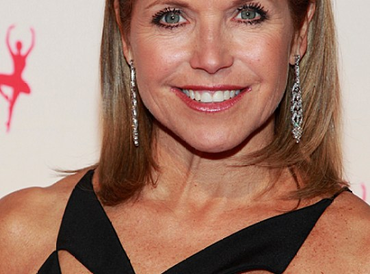 KATIE COURIC: LOVE's LABOUR's LOST? thumbnail