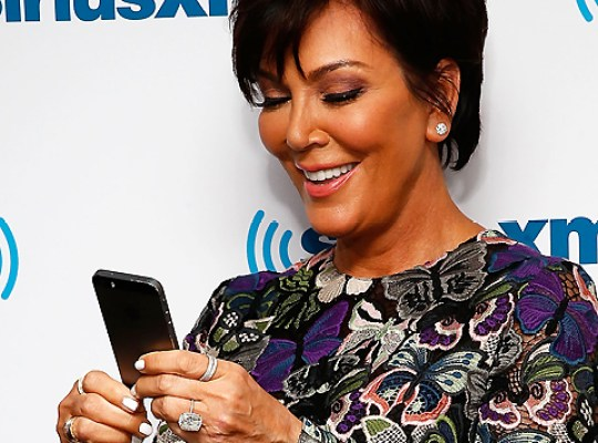 "KRIS JENNER HOWLS: ""WHO YOU CALLIN' AN OLD BAG, BUDDY?!"" thumbnail"