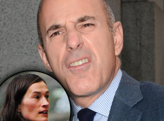 Matt Lauer's 'Loveless' Sham Marriage thumbnail
