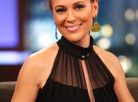 ALYSSA MILANO's SEX FEST IGNITES WAR WITH MOM thumbnail