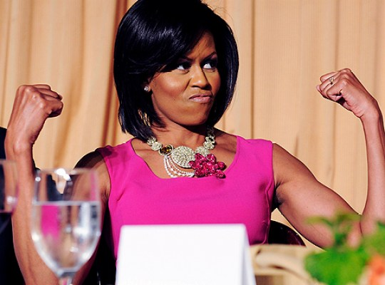 EXCLUSIVE! FURIOUS MICHELLE OBAMA's HAD ENOUGH!!! thumbnail