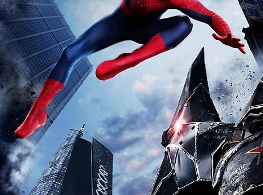 REVIEW: THE AMAZING SPIDER-MAN 2 thumbnail