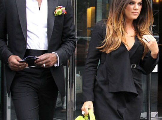 MORE HEARTACHE FOR KHLOE K — HUBBY LAMAR ODOM ARRESTED FOR DUI thumbnail