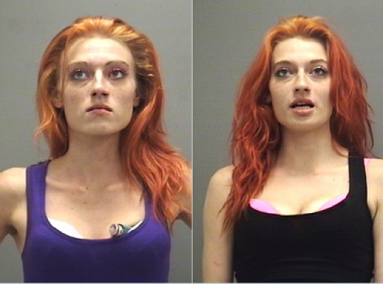 BAD NEWS GINGERS! TEEN TWINS BUSTED FOR PROSTITUTION thumbnail