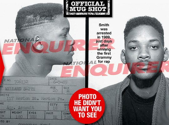 EXCLUSIVE: WILL SMITH VICIOUS ASSAULT CHARGE SHAME! thumbnail