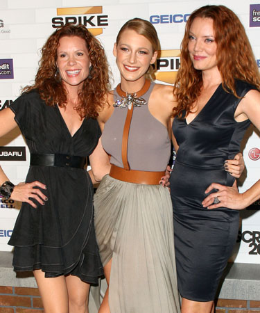 Robyn Lively, Blake Lively and Lori Lively