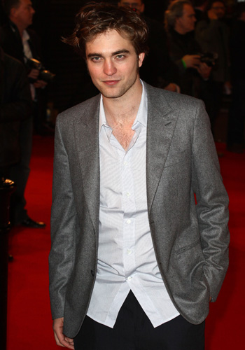 <i>The Twilight Saga: Eclipse</i>'s Robert Pattinson