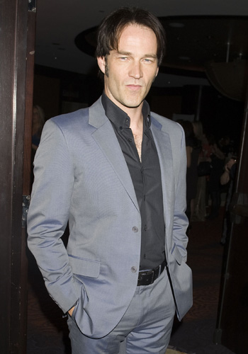 <i>True Blood</i>'s Stephen Moyer