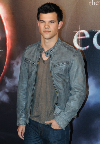 <i>The Twilight Saga: Eclipse</i>'s Taylor Lautner
