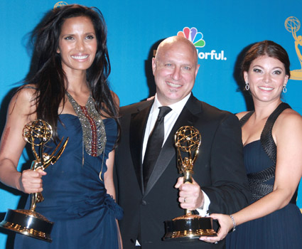 <i>Top Chef</i>'s Tom Colicchio, Padma Lakshmi and Gail Simmons, Best Reality Show