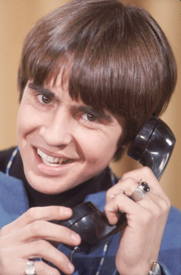 "Davy and The Monkees tore up the music charts with hits ""Daydream Believer,"" ""Pleasant Valley Sunday"" and ""I'm a Believer."""