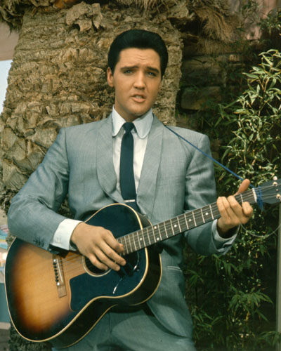 Elvis Presley, 1935 - 1977, Heart Attack