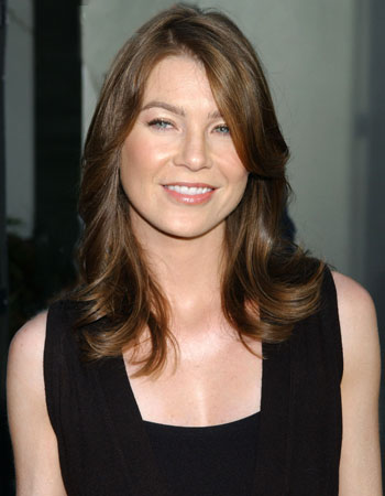 Ellen Pompeo plays Meredith Grey