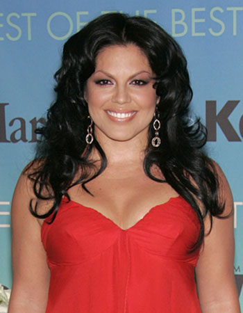 Sara Ramirez plays Callie Torres