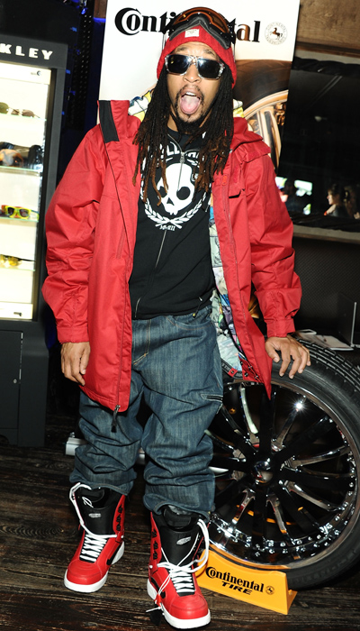 Lil Jon attends Oakley Learn to Ride Powered by AT&T and the League of Super Fast Things.