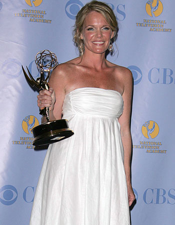 MAURA WEST: Winner for Outstanding Lead Actress In A Drama Series