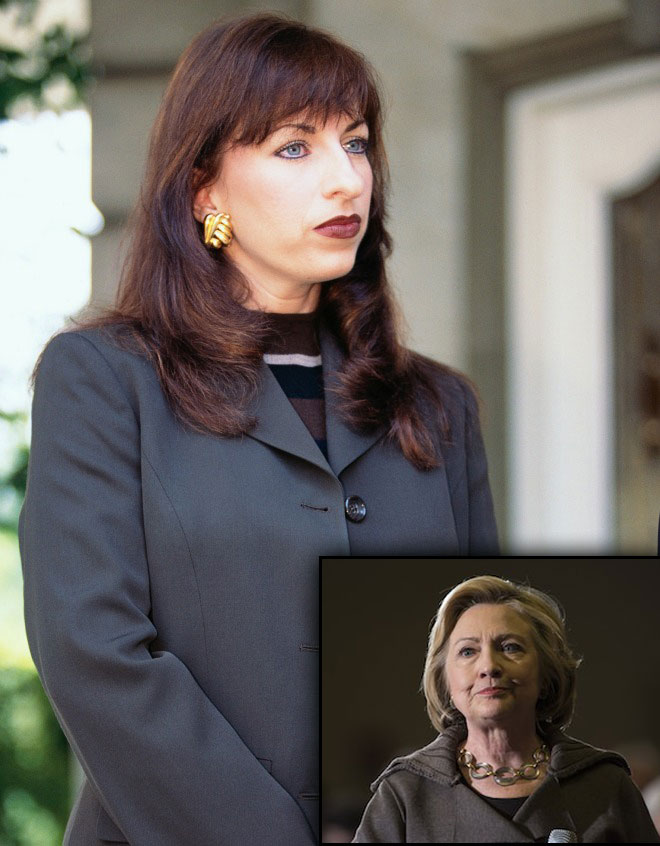 Paula Jones: Hillary Clinton 'Allowed' Husband Bill To Go After Women!