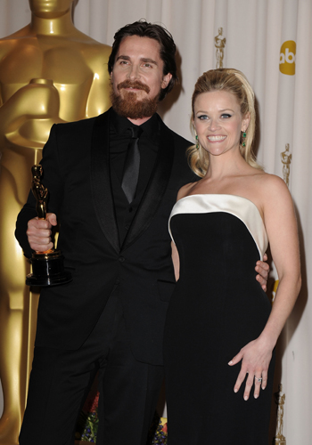 Christian Bale and Reese Witherspoon