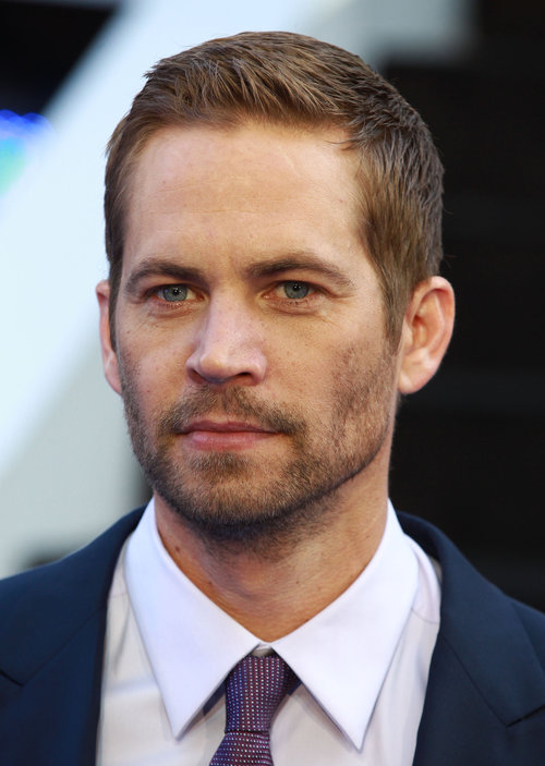 Paul Walker  1973-2013 car crash