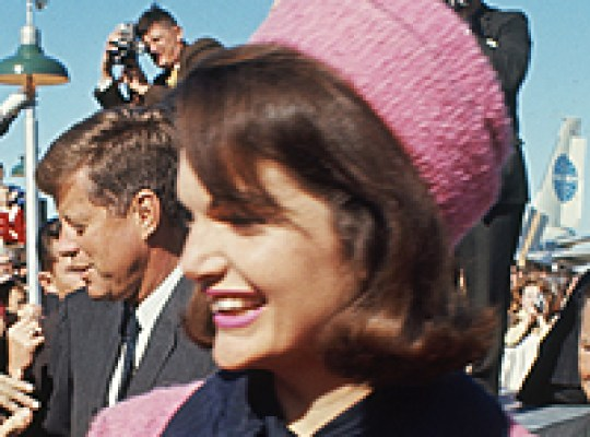 ICONIC WORLD OF JACKIE KENNEDY thumbnail