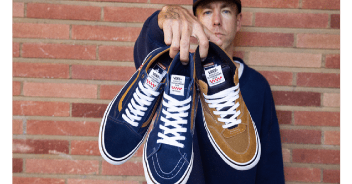 Vans x Andrew Reynolds Skate Classics Collection | Transworld ...
