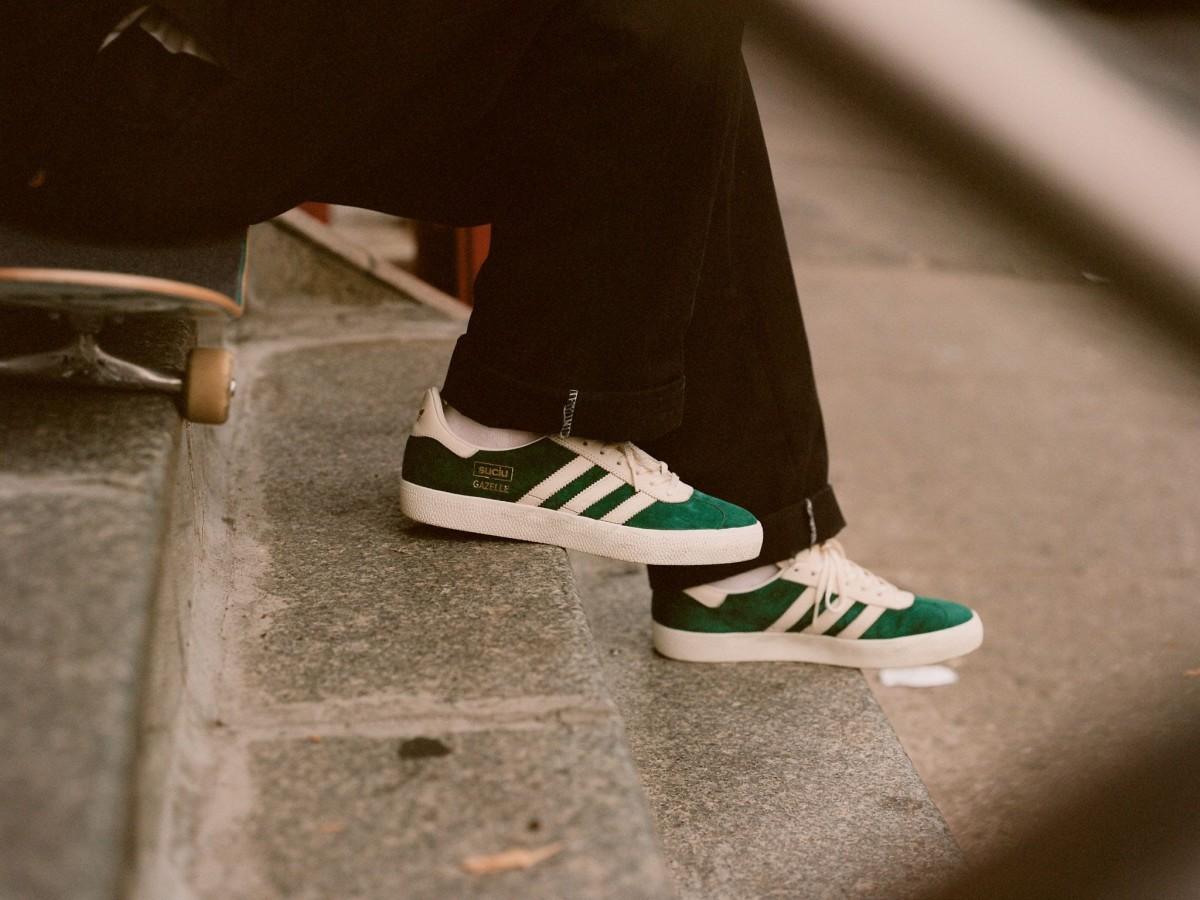 Adidas FW21 SuciuGazelle Photos OnBody Shoe01(Taketomo) 0