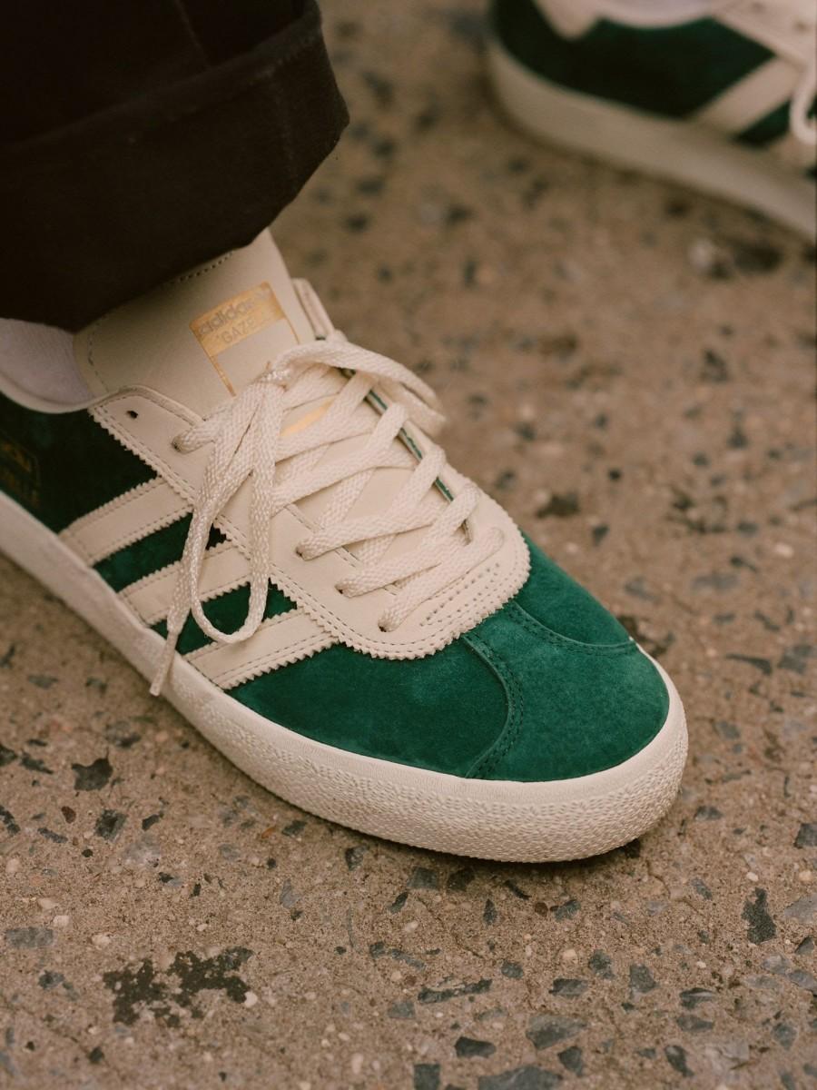 Adidas FW21 SuciuGazelle Photos OnBody Shoe03(Taketomo) 1