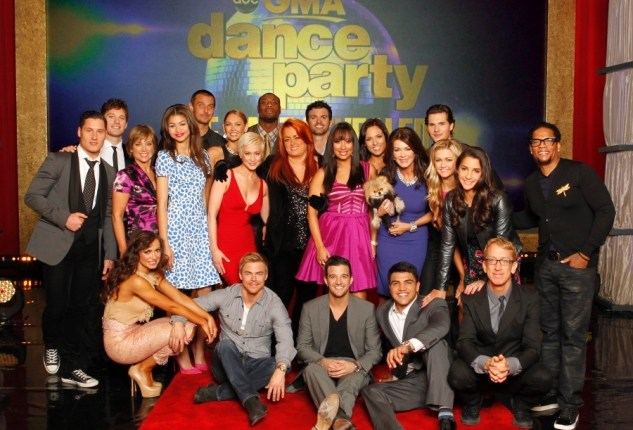 Dancing With The Stars finale is going off with a bang!