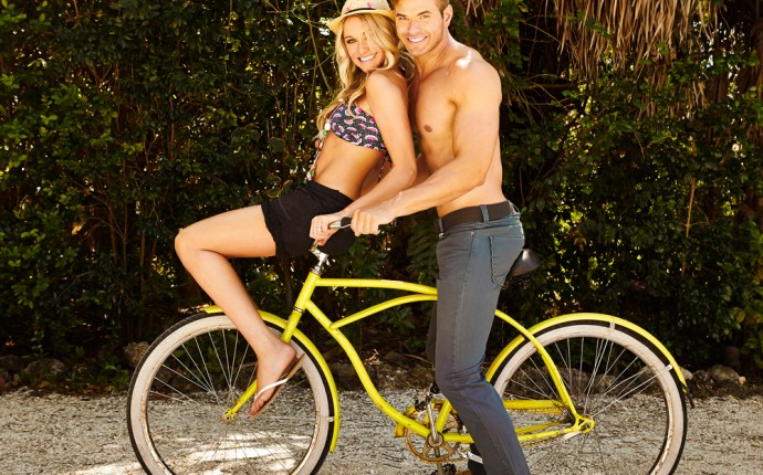 Op Campaign with Kellan Lutz and Katrina Bowden