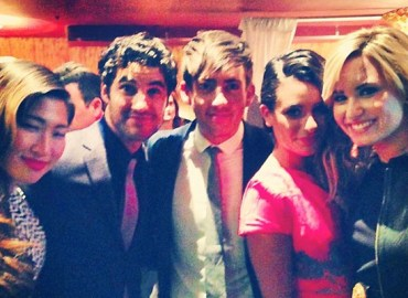 Glee_demi_fox_upfronts