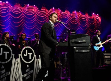 MasterCard Priceless Premieres Presents Justin Timberlake   Show